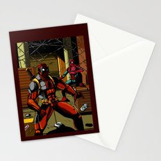 The Amazing Spider-Pool Stationery Cards