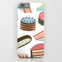iPhone & iPod Case featuring Too Sweet! by Julia Lavigne
