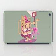 iPad Case featuring Spongebob by Mike Wrobel
