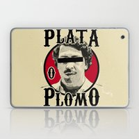 Plata O Plomo? Laptop & iPad Skin