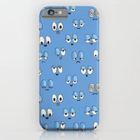 All Eyes On You iPhone 6 Slim Case