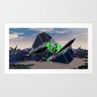 Empire o… Art Print