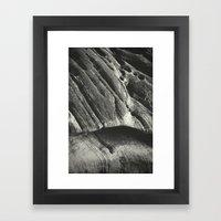 Silent Stone A.D. IV Framed Art Print