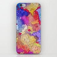 Reef #2 iPhone & iPod Skin