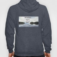 Adventure Starts Now! Al… Hoody