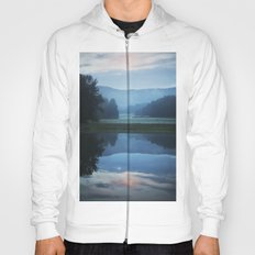 Sunset in the Great Smoky Mountains Hoody