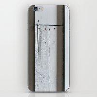 Weatherboards iPhone & iPod Skin