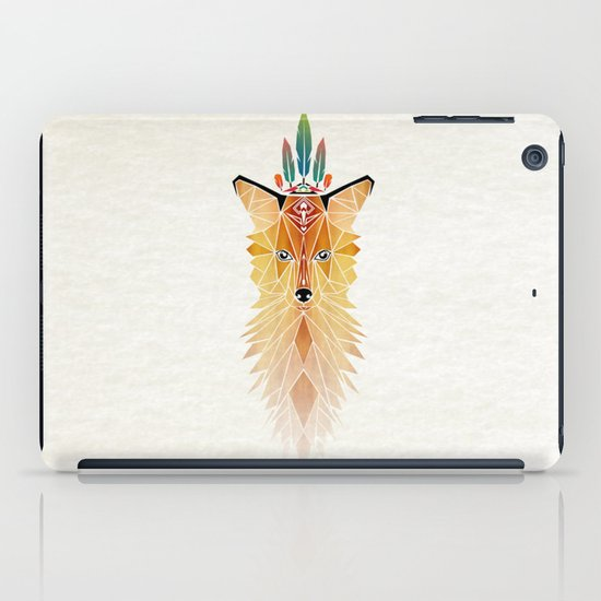 fox spirit  iPad Case