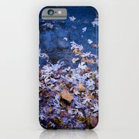 iPhone & iPod Case featuring wet leaves. by rachel kelso