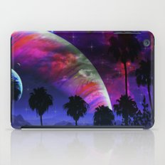 Palm Planet iPad Case