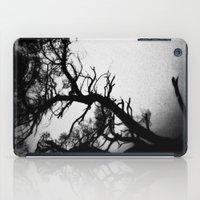 Tree In The Fog iPad Case
