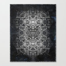 Metatron Scriptures  Canvas Print