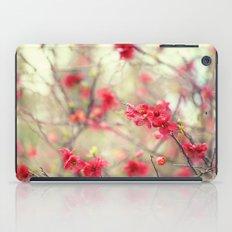 Dancing Quince iPad Case