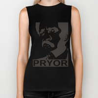 Richard Pryor Biker Tank