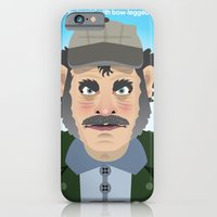iPhone & iPod Case featuring Jaws Quint by Joe Pugilist Design