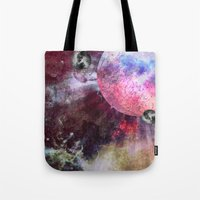 Lunar Strain Tote Bag