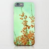 vintage berries iPhone 6 Slim Case
