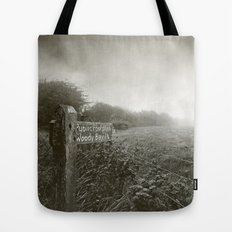 Woody Bay Tote Bag