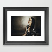 Knowing Framed Art Print