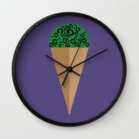 Riddler Rum Wall Clock