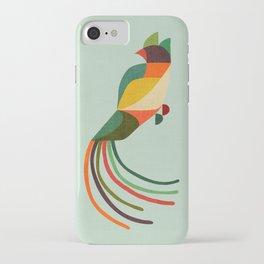 Clear iPhone Case - Bird - Picomodi