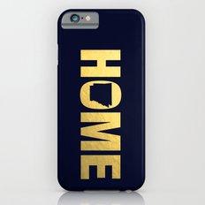 Arkansas home state faux gold foil print Slim Case iPhone 6s