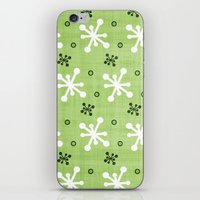 MCM Sleet & Snow iPhone & iPod Skin