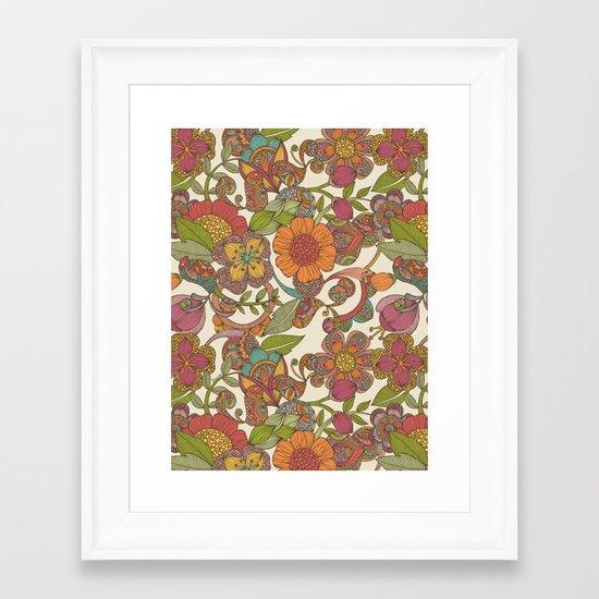 Amaris Framed Art Print