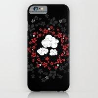 Cute clouds iPhone 6 Slim Case