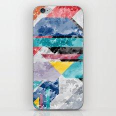 Block Texture iPhone & iPod Skin