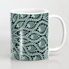 Delicate Teal Mug