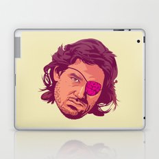ESCAPE FROM NEW YORK Laptop & iPad Skin