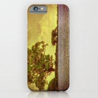 Tree In A Field iPhone 6 Slim Case