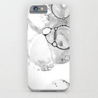 Bubbles 1 iPhone 6 Slim Case