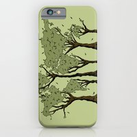 iPhone & iPod Case featuring Tree World by Kyle Naylor