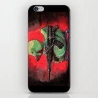Camo Duck iPhone & iPod Skin