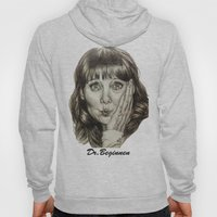 Asha Cuthbert    By Davy… Hoody