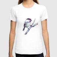 bird T-shirts featuring Bird // Trust by Amy Hamilton