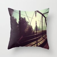 Resident Throw Pillow