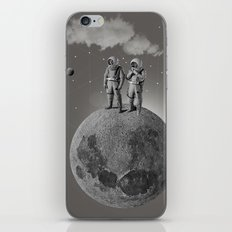 Space Race iPhone & iPod Skin