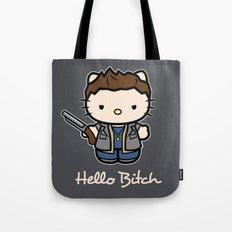 Hello Bitch Tote Bag