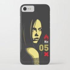 Fashion Dark Woman Slim Case iPhone 7