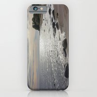 Seascape With Stones iPhone 6 Slim Case