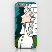 iPhone & iPod Case featuring Baroque & Roll by J.Nell Konschak