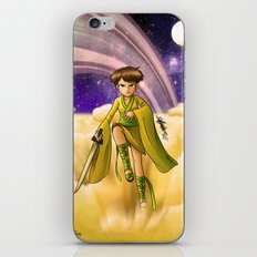 Saturn Princess (Revision) iPhone & iPod Skin