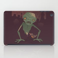 Sickly Zombie iPad Case