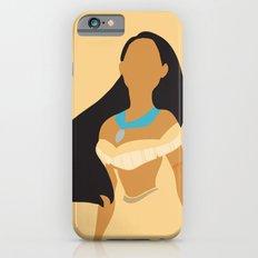 Pocahontas - Minimalist Slim Case iPhone 6s