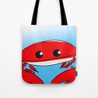 The Crabness Tote Bag