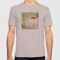 Little Honey Bee Mens Fitted Tee Cinder SMALL