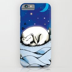 ours polaire iPhone 6 Slim Case